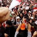В Индонезии началась общенациональная забастовка