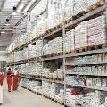 Производство сокращается по мере того, как тают складские запасы, накопленные к Brexit