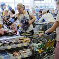 Расходы россиян вдвое превысили официальную инфляцию