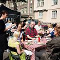 Более 150 кафе-однодневок открылись в Петербурге в международный «Ресторанный день»