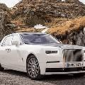 Акции производителя элитных авто Rolls-Royce резко пошли вниз