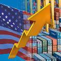 Торговый дефицит США снова вырос